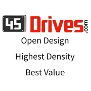 45Drives - Home of the Storinator™ - Ultra-fast, Massive