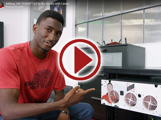 Marques Brownlee adds 140TB